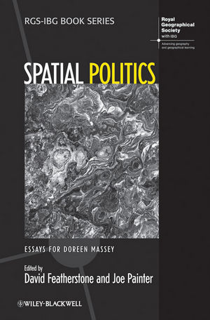 Spatial Politics: Essays For Doreen Massey (1444338307) cover image