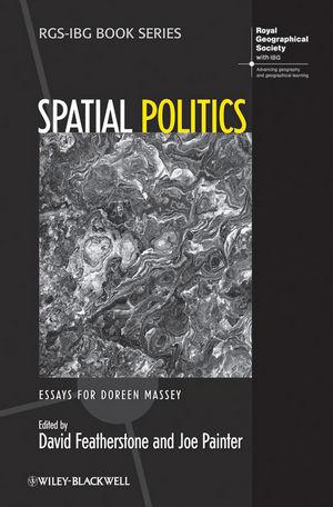 Spatial Politics: Essays For Doreen Massey (1444338307) cover image