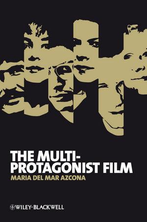 The Multi-Protagonist Film (1444351907) cover image