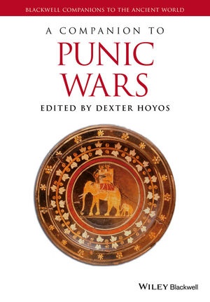 A Companion to the Punic Wars (1444393707) cover image