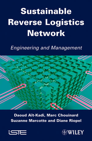 Sustainable Reverse Logistics Network: Engineering and Management (1848213107) cover image