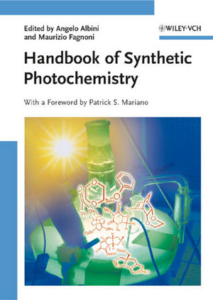 Handbook of Synthetic Photochemistry (3527628207) cover image