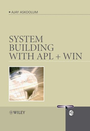 System Building with APL + WIN (0470030208) cover image