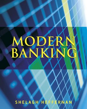 Modern Banking (0470095008) cover image