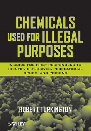 Chemicals Used for Illegal Purposes (0470187808) cover image
