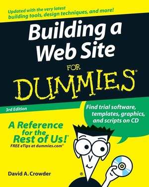 Building a Web Site For Dummies, 3rd Edition