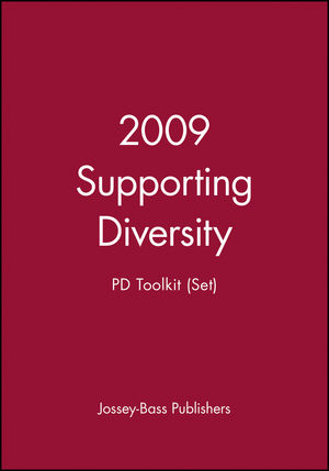 2009 Supporting Diversity: PD Toolkit (Set)
