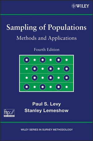 Sampling of Populations: Methods and Applications, 4th Edition Set