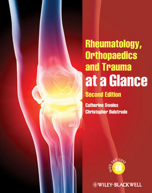 Rheumatology, Orthopaedics and Trauma at a Glance, 2nd Edition (0470654708) cover image