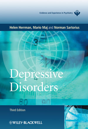 Depressive Disorders, 3rd Edition (0470745908) cover image