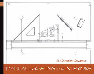Manual Drafting for Interiors (0470879408) cover image