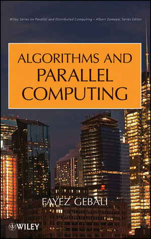 Algorithms and Parallel Computing (0470902108) cover image