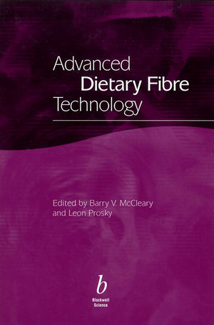 Advanced Dietary Fibre Technology (0470999608) cover image
