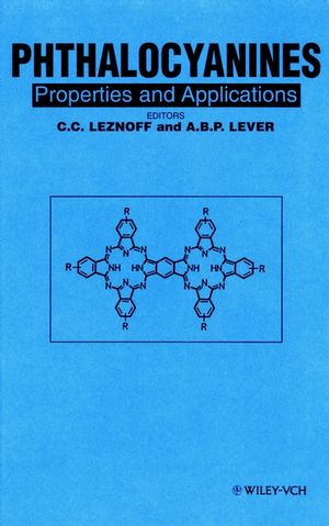 Phthalocyanines, Properties and Applications, Volume 1