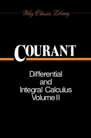 Differential and Integral Calculus, Volume 2