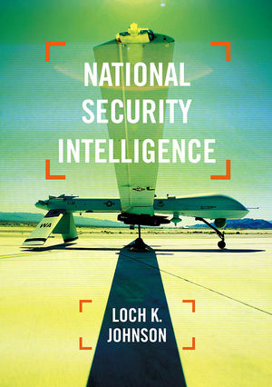 National Security Intelligence (0745649408) cover image