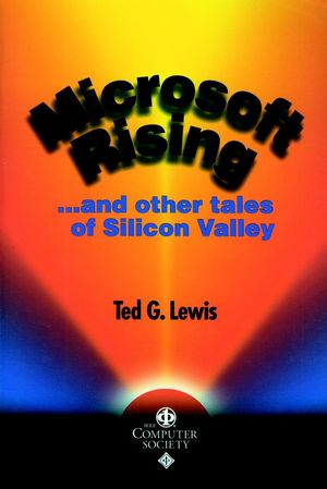 Microsoft Rising: ...and other tales of Silicon Valley (0769502008) cover image