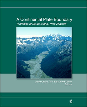 A Continental Plate Boundary: Tectonics at South Island, New Zealand