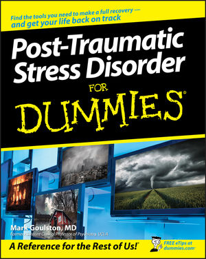 Post-Traumatic Stress Disorder For Dummies (1118050908) cover image
