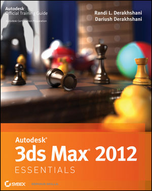 Autodesk 3ds Max 2012 Essentials (1118117808) cover image