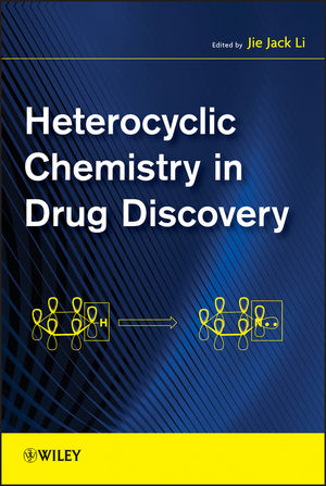 Heterocyclic Chemistry in Drug Discovery (1118148908) cover image