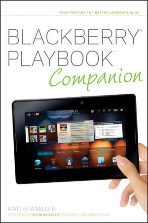 BlackBerry PlayBook Companion (1118168208) cover image