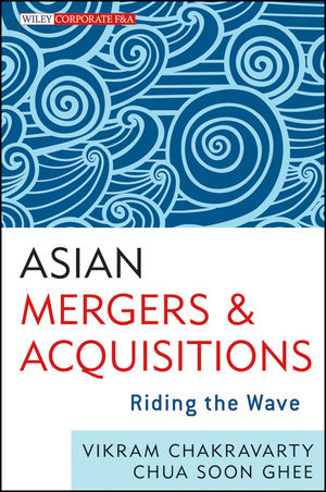 Book Cover Image for Asian Mergers and Acquisitions: Riding the Wave