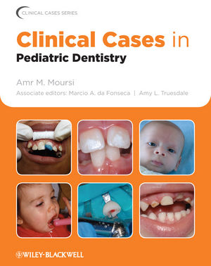Clinical Cases in Pediatric Dentistry (1118278208) cover image