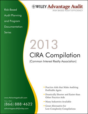Wiley Advantage Audit 2013 - CIRA (Common Interest Realty Association) Compilation