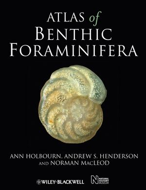 Book Cover Image for Atlas of Benthic Foraminifera