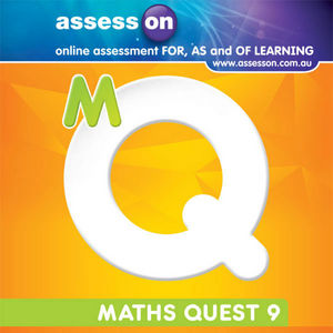 Assesson Maths Quest 9 Pathways 5.1/5.2/5.3 for New South Wales Australian Curriculum Edition (Online Purchase)