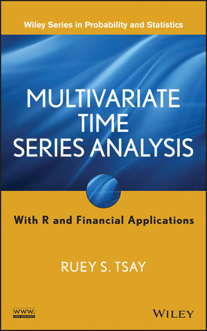 Multivariate Time Series Analysis: With R and Financial Applications (1118617908) cover image