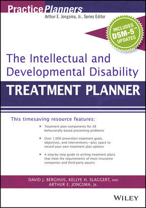 The Intellectual and Developmental Disability Treatment Planner, with DSM 5 Updates, 2nd Edition