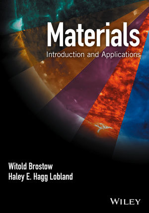 Materials: Introduction and Applications (1119281008) cover image