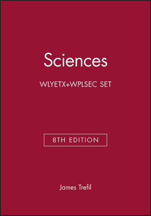 The Sciences: An Integrated Approach, 8e Wiley E-Text: Powered by VitalSource + WileyPLUS Learning Space ECommerce Set