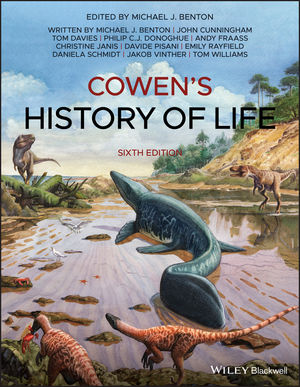 Cowen's History of Life, 6th Edition