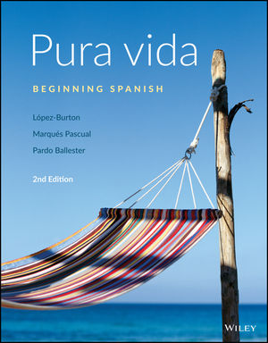 Pura vida: Beginning Spanish, 2nd Edition