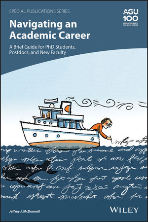 Navigating an Academic Career: A Brief Guide for PhD Students, Postdocs, and New Faculty