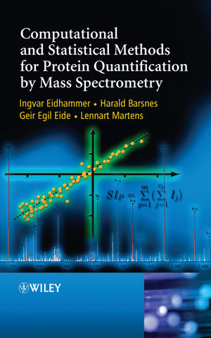 Computational and Statistical Methods for Protein Quantification by Mass Spectrometry (1119964008) cover image