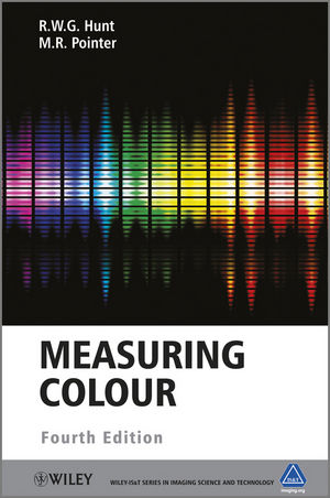 Measuring Colour, 4th Edition (1119978408) cover image