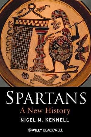 Spartans: A New History (1405130008) cover image