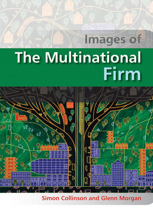 The Multinational Firm (1405147008) cover image
