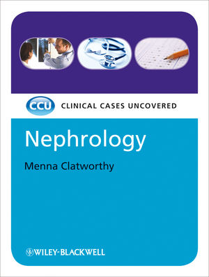 Nephrology: Clinical Cases Uncovered (1405189908) cover image