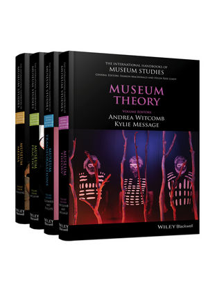 The International Handbooks of Museum Studies, 4 Volume Set (1405198508) cover image