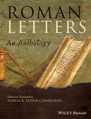 Roman Letters: An Anthology (1444339508) cover image