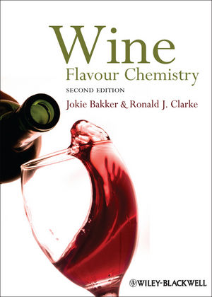Wine: Flavour Chemistry, 2nd Edition (1444346008) cover image
