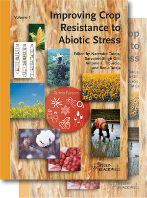 Book Cover Image for Improving Crop Resistance to Abiotic Stress