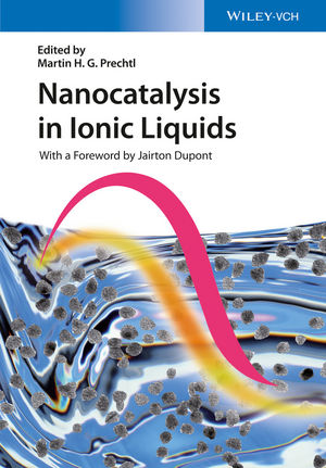 Nanocatalysis in Ionic Liquids (3527339108) cover image