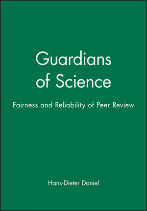 Guardians of Science: Fairness and Reliability of Peer Review