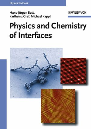 Physics and Chemistry of Interfaces (3527606408) cover image